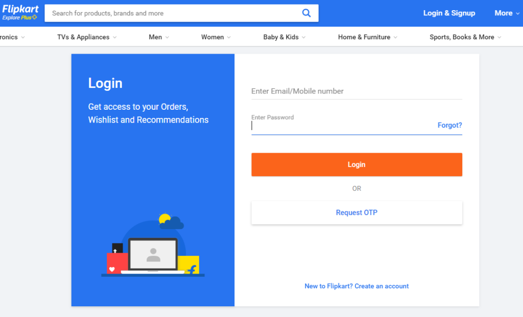 How To Register Flipkart Seller's Account Now - Flipkart.com Account Signup