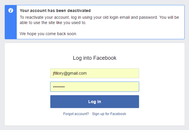How To Delete My Facebook Account Right Now