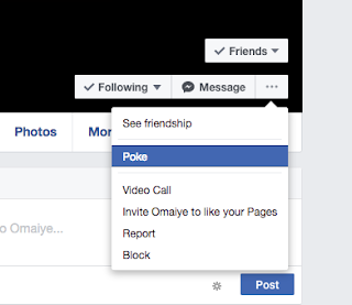 How to See Who Poked you on Facebook Mobile App