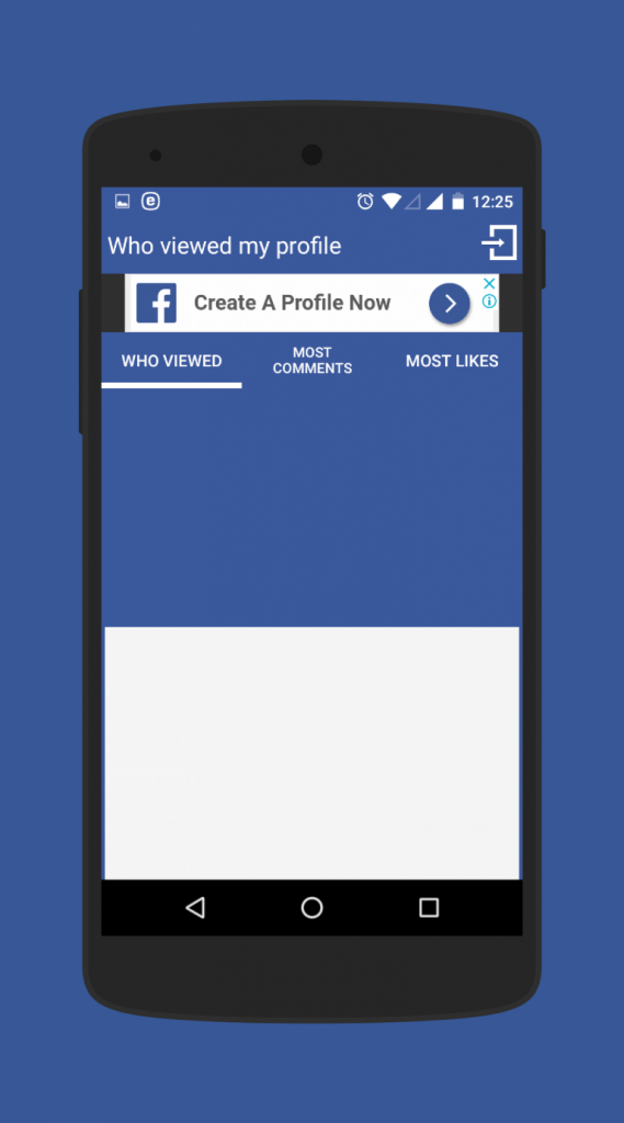 See Who Viewed Your Facebook Profile