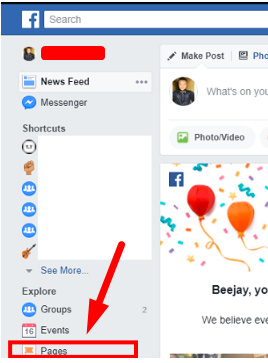 Add Admin to A Facebook Page
