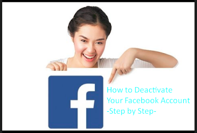 Deactivate and Delete Facebook Account Permanently