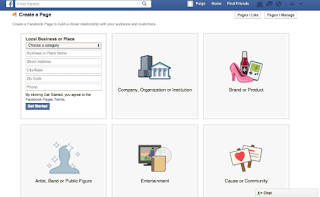 How Can You Create Page In Facebook