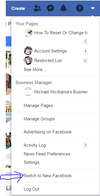 How To Activate New Facebook