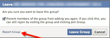 How To Leave A Group On Facebook